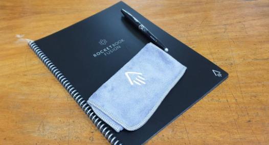 Rocketbook Fusion评论:为混合型笔记本电脑增加结构
