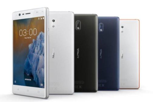 诺基亚Android 10路线图包括价格实惠的5G手机
