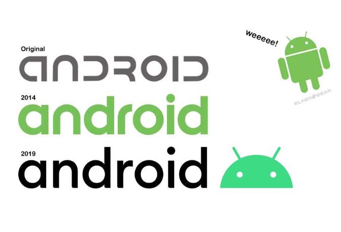 2019年新的Android徽标和品牌更新