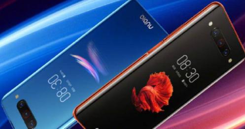 努比亚Z20坚持认为双屏手机仍然是一回事