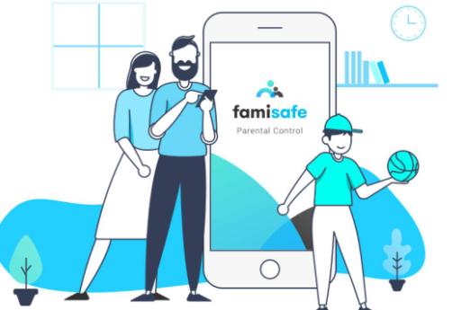 FamiSafe提供工具以确保儿童在移动时代的安全