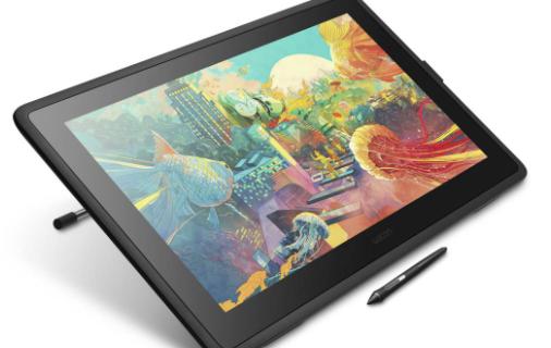 Wacom Cintiq 22液晶数位板增加了更大的屏幕价格更低