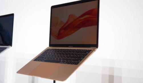某些2018年MacBook Air出现逻辑板问题可免费维修