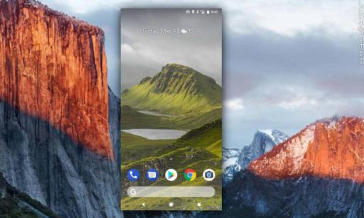 scrcpy现在可以在不显示的情况下镜像台式机上的Android屏幕