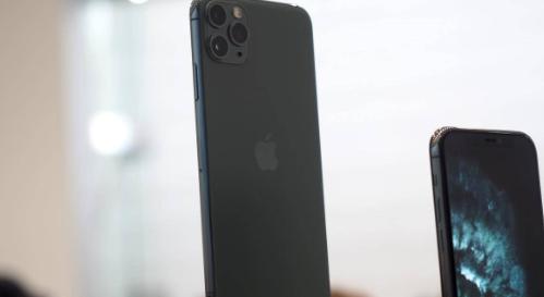 iPhone 11 Pro Max相机落后于小米Mi CC9 华为Mate 30 Pro