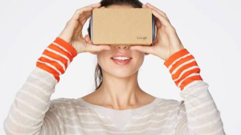 Google Cardboard现在是开源的 可以使移动VR的白日梦永存
