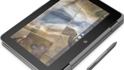 惠普宣布推出两款新的Chromebook进行教育推广