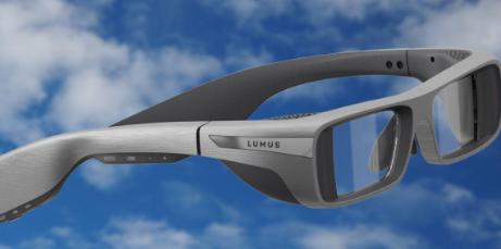 Lumus的新型智能眼镜显示器适合所有人