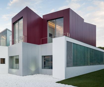 Abiboo Architecture为希望保持匿名的运动员设计了房屋