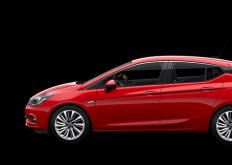 我们拥有采用进化设计的新型Astra 5门的第一张照片