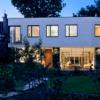 ThreefoldArchitects为一对objetsdart收藏家完成了充满光线的伦敦房屋