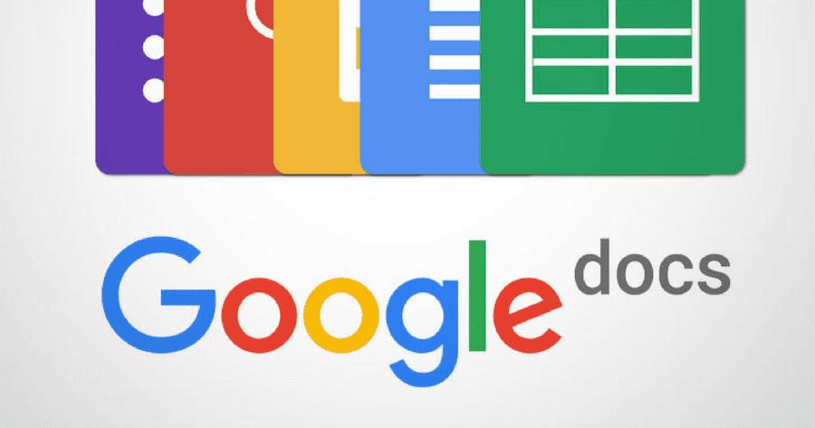 我们是否正在考虑GoogleDocs或MicrosoftWord也无关紧要