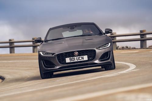 新的F车型将于下个月在北美国际汽车展上首次亮相