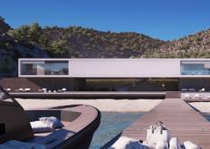 StrömArchitects通过Superhouse将超级游艇概念应用于豪华住宅