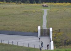 93号航班纪念馆在宾夕法尼亚州开业以纪念911成立14周年