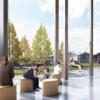 丹麦建筑工作室CEBRA赢得了在俄罗斯伊尔库茨克设计教育校园的竞赛