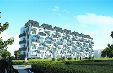 MAD提出了洛杉矶的概念性垂直村庄以代替蔓延