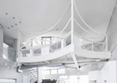 凹墙为混合用途块提供了扇形轮廓由IrojeKHMArchitects设计