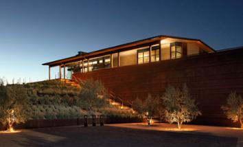 位于旧金山的BAR建筑师事务所已经完成了一个加利福尼亚酿酒厂