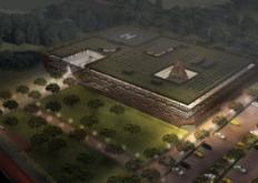 DavidAdjaye揭露卢旺达儿童癌症治疗中心的设计