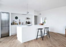 EFFEKT的VillaOne是专为成长中的家庭设计的低成本房屋