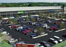 CBRE GI收购伦敦西登纳姆的贝尔绿色零售公园