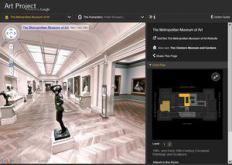 Google的ArtProject是搜索引擎中著名的20%的项目之一