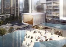 OleScheeren的温哥华摩天大楼将提供垂直生活的新类型
