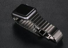 Nomad推出钛金属AppleWatch表带类似于高端金属链表带