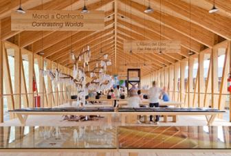 Herzog&deMeuron提出了浮夸且不可持续的世博会展馆的替代方案