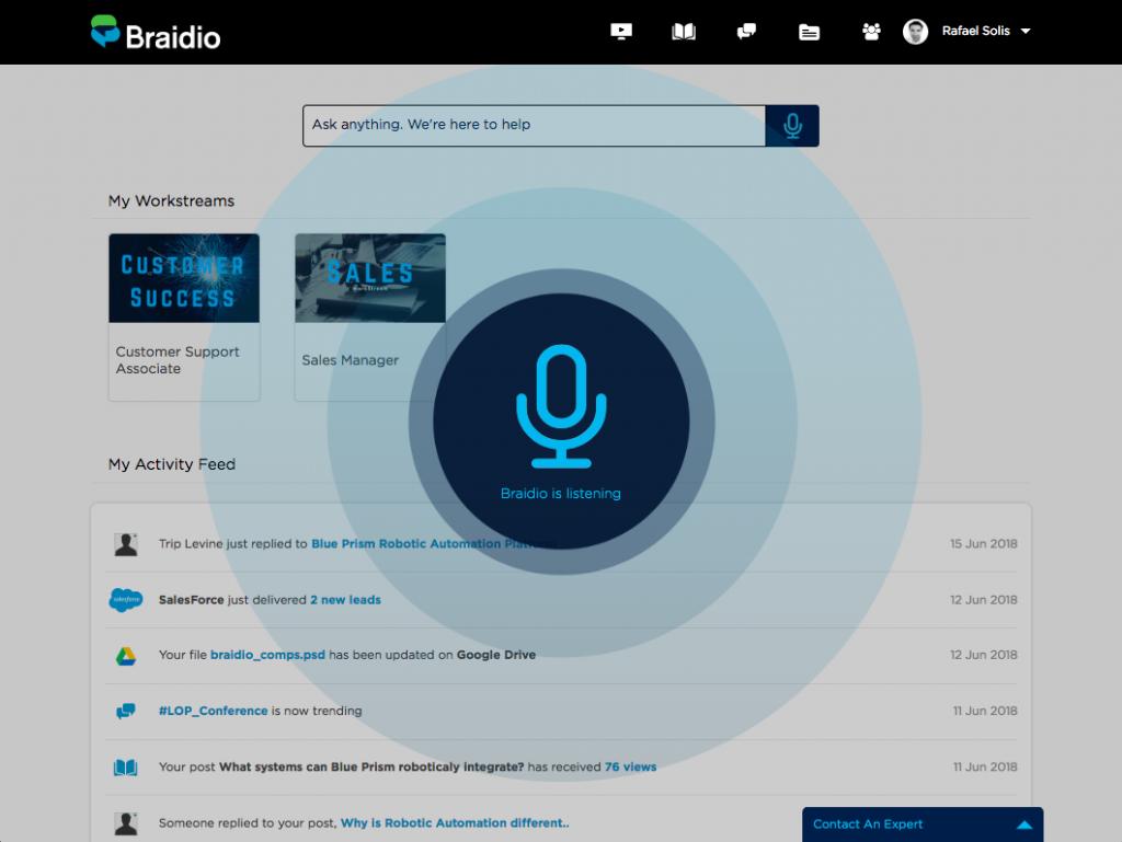 StreamWork用户更好地发现主题专家并推荐相关内容