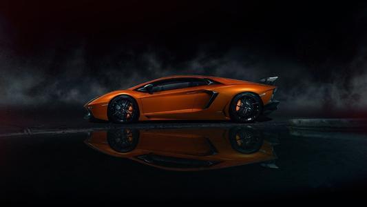 兰博基尼继承宣布其全新的V12超等跑车AventadorLP7004