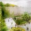 法国建筑师让努维尔在北京的中国国家美术馆开始了建筑工程