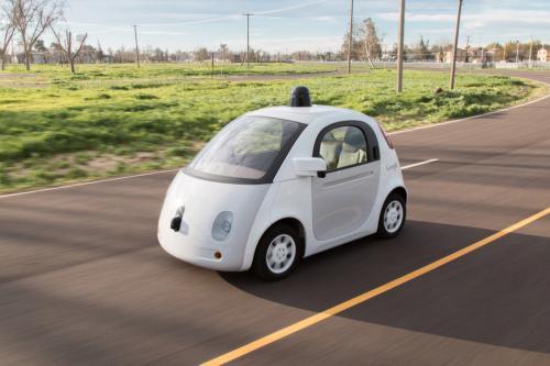 PernillaOhrstedt说无人驾驶汽车将捕捉现实世界的虚拟副本
