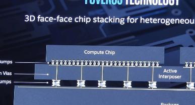英特尔推出用于3D和多芯片构建的包装方面的改进