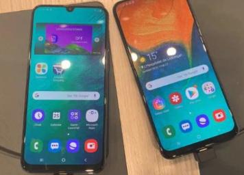 三星在其Galaxy A系列下推出了两款新智能手机