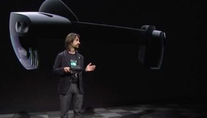微软推出Hololens 2下一代增强现实耳机