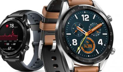 华为已经在印度推出了新的智能手表和健身腕带