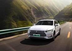 比亚迪QinPro轿车已准备好进入中国汽车市场