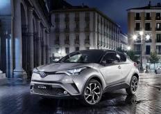 丰田公司正在开发一种全新的CSUV最近首次进行了测试