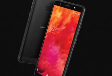带有联发科技处理器的Lava Z81度智能手机售价为9499卢比