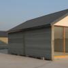 中国公司3D使用建筑废料一天打印10座建筑物