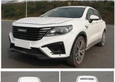 这是全新的BisuT6一款面向中国的运动型SUV轿跑车