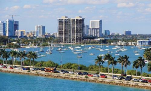 大卫贝克汉姆公布了迈阿密港海滨体育场的提案