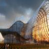 中国米兰世博会展馆将以波浪形屋顶和室内作物田为特色
