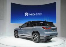 NIOES8电动SUV已为中国汽车市场做好准备