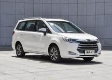 江淮瑞风R3MPV在中国广州车展上首次亮相