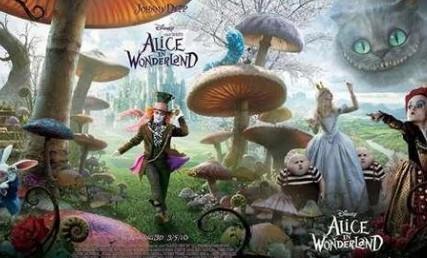 基于爱丽丝梦游仙境的幻想世界赢得了建筑童话大赛