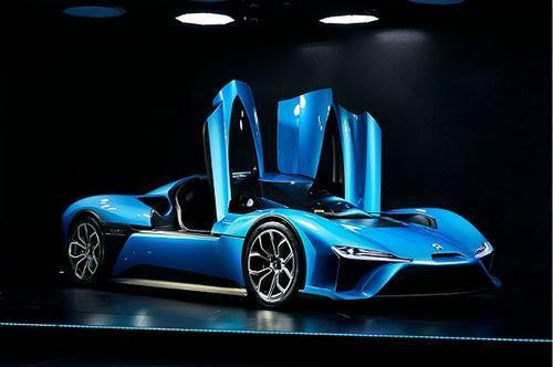 他们还正在开发限量版的NIOEP9电动超级跑车