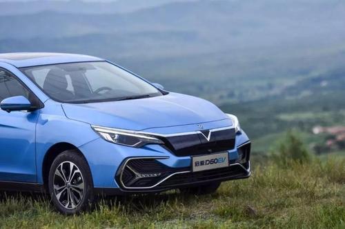 VenuciaD60轿车已准备好进入中国汽车市场
